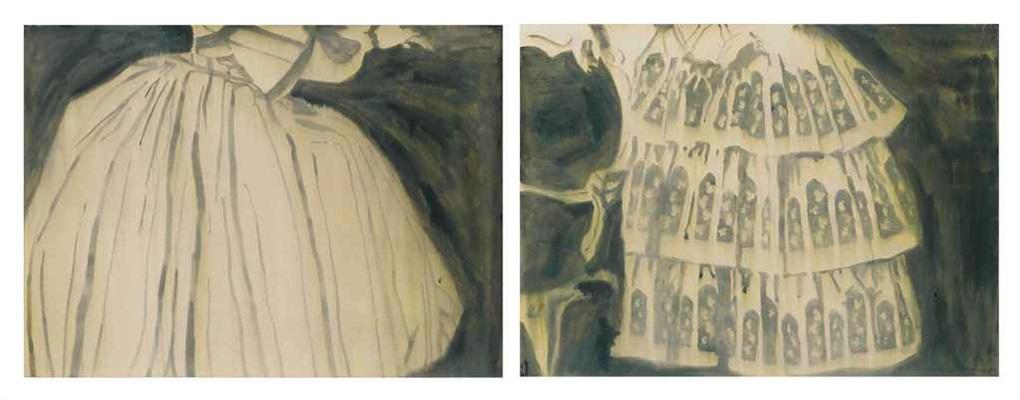 jupe 1 and jupe 2 in 2 parts by ulla von brandenburg