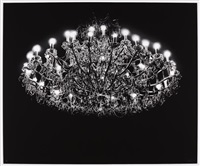 crystal chandelier by robert longo