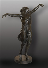 dancer by stanislaw jackowski