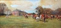 meet at benridge hall by john gunson atkinson