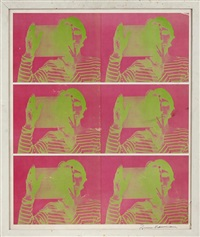 sequence by bruce nauman