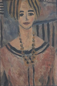 mujer by alceu ribeiro