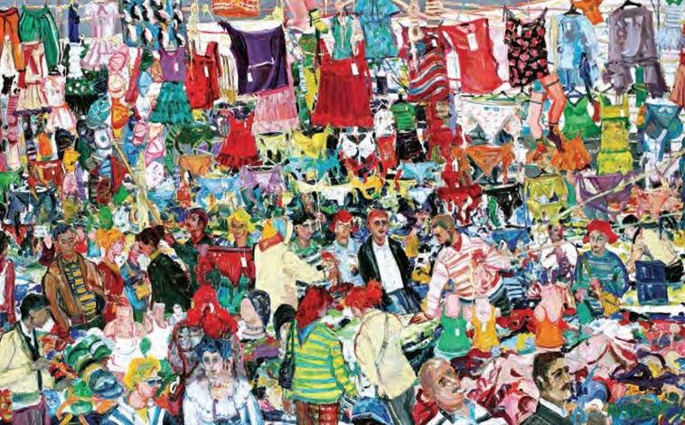 open aid market of beşiktaş by resul aytemur