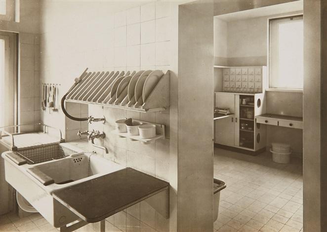 auktionsergebnisse von lucia moholy - lucia moholy auf artnet - Küche Bauhaus