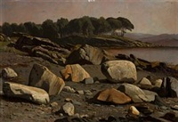 strandparti by knud andreassen baade