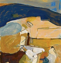untitled by brett whiteley