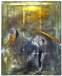 pintor en la calle by gustavo lópez armentía