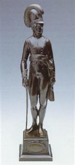 bayerischer soldat by mathias gasteiger