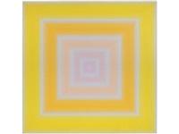 soft yellow by richard anuszkiewicz