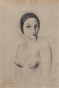 buste by moïse kisling
