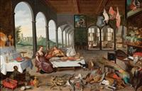 und (mecheln 1600–1652 antwerpen) by jan brueghel the younger and peeter van avont