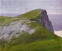 acantilado by carlos maría de santiago