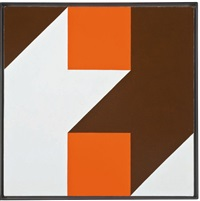 me to (#1) by frederick hammersley