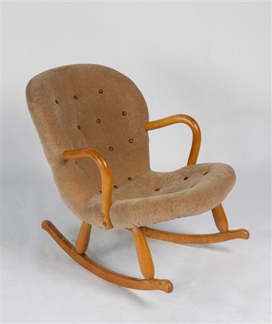 schaukelsessel sessel von martin olsen auf artnet. Black Bedroom Furniture Sets. Home Design Ideas