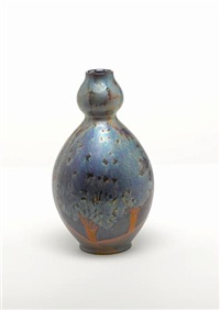 vase (for zsolnay pécs) by sandor apati abt