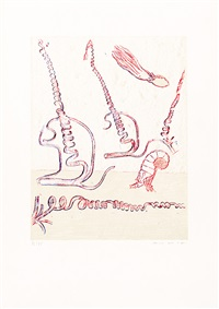 diverticules marines by max ernst