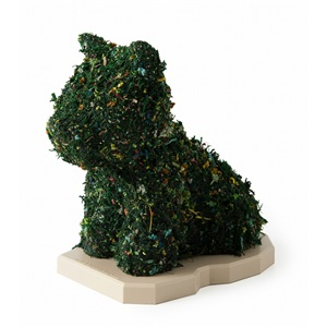 artwork by jeff koons