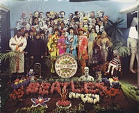 sgt pepper's lonely hearts club band by michael cooper