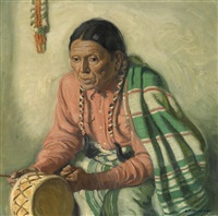 an indian song by ernest martin hennings