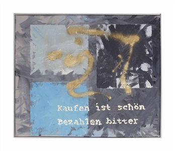 artwork by martin kippenberger