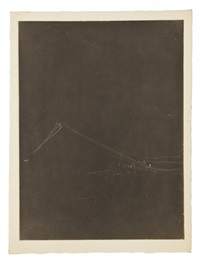 illustration pour retour amont de rené char by alberto giacometti