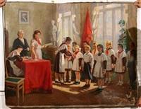 oath of the pioneers by y.n. avershina