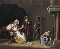 the doctor's visit by jan victors