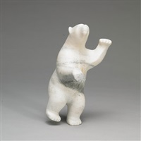 dancing bear by etidloi adla