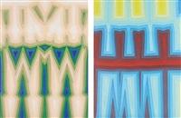 fold slice topo i & ii by tauba auerbach