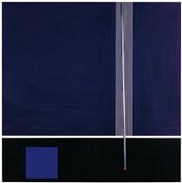 violet et point rouge by jesús rafael soto