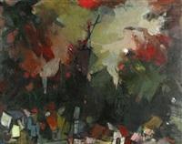 urban landscape by esther peretz arad