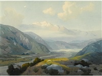 the cajon pass by marion kavanaugh wachtel