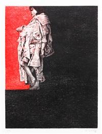 portrait of sabel by benedicto cabrera