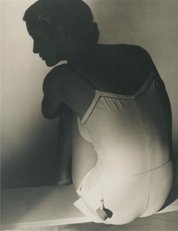 courrèges bathing suit ny by horst p horst