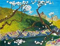 landscape by sa sukwon