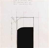 progetto per articolazione verticale piano - elissoidale di m. 2 x m. 1 by francesco lo savio