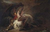 perseus and andromeda by benjamin robert haydon