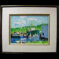 riverport, n.s. by george franklin arbuckle