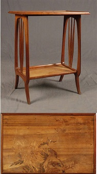 table by louis majorelle