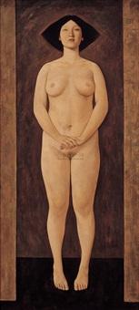 女人体 (nude) by xue yanqun