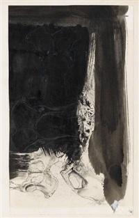 untitled (drawing study) by betye saar
