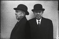 rene magritte by duane michals