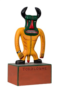 tokoloshe by norman clive catherine