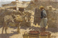 going to market by nicholaos othoneos