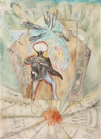 arma blanca by leonora carrington