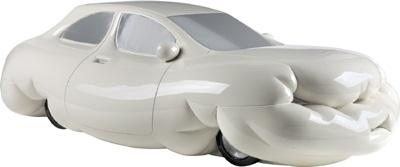 fat car by erwin wurm