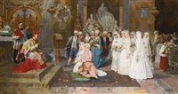 the wedding by giulio rosati