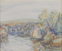 brighams creek by john peter russell