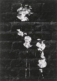 jerome, arizona, 1949 by aaron siskind