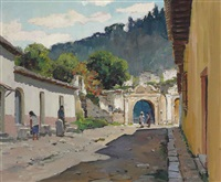 el paso antigua (old el paso, texas) by anthony thieme